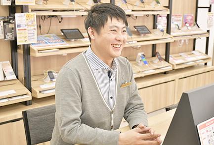 写真:笑っているウさんの写真